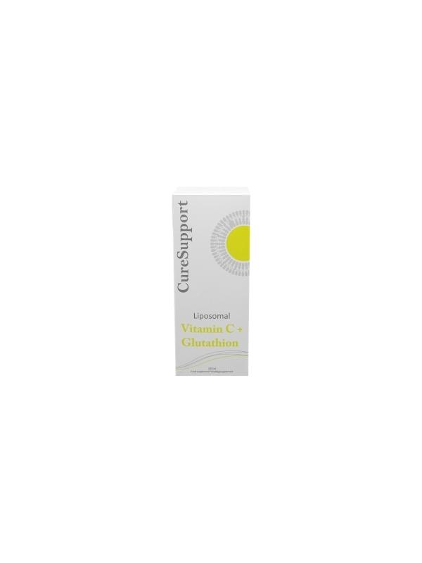 Witamina C z glutationem liposomalna (250 ml) – suplement diety