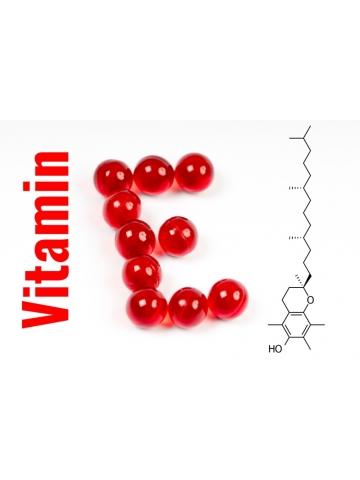 WITAMINA E z mieszanką tokotrienoli i tokoferoli (dr Mercola) (30 kapsułek Licaps®) - suplement diety