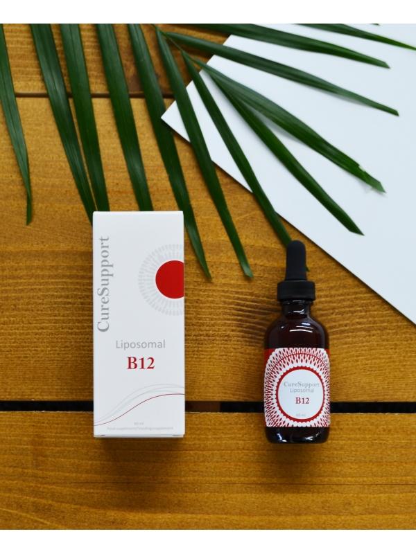 Witamina B12 Liposomalna  (60 ml) – suplement diety