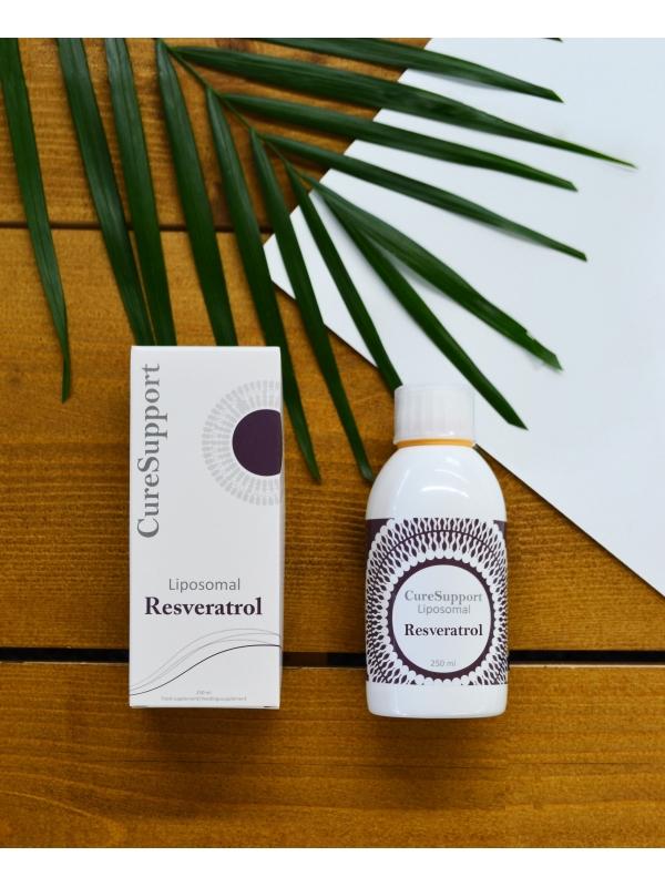 Resweratrol Liposomalny  (250 ml) – suplement diety