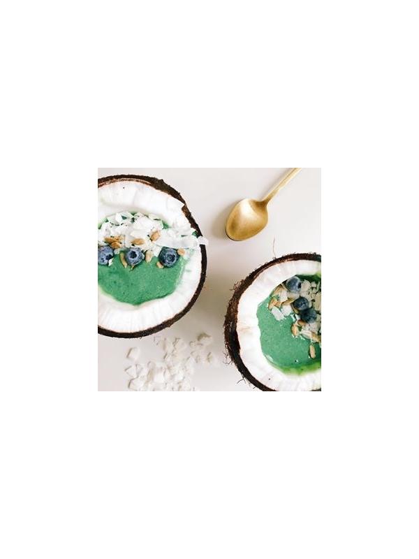 Organiczna Chlorella Super Green (proszek - 40 g) - suplement diety