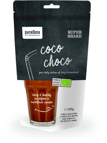 Inca secret - Super SHAKE BIO (Purasana) - proszek 200 g