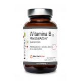 Witamina B12 (metylokobalamina) MecobalActive® (30 kapsułek) - suplement diety