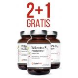 Witamina B12 (metylokobalamina) MecobalActive® (60 kapsułek) 3 + 1 GRATIS! - suplement diety