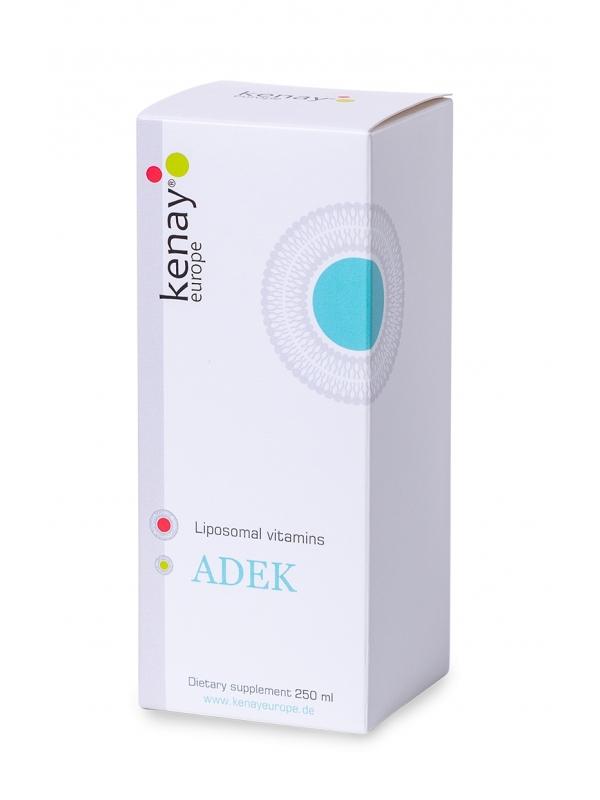 Liposomalne witaminy ADEK (250 ml) – suplement diety