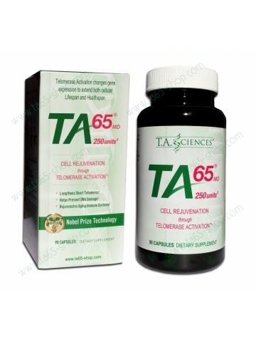 TA-65®MD Astragalus 250 UNITS (90 kapsułek) - suplement diety