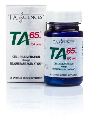 TA-65®MD 100 UNITS (30 kapsułek) - suplement diety