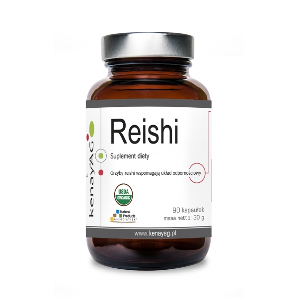 Reishi GanoUltra™ (90 kaps.)  – suplement diety