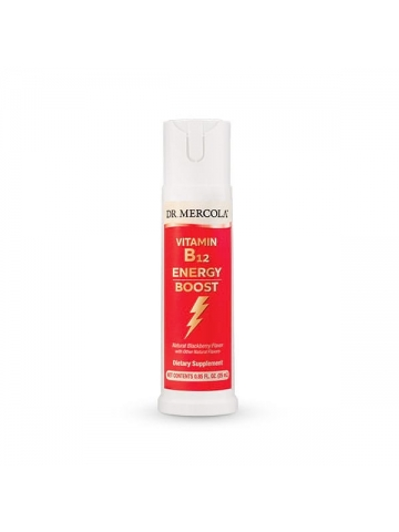 Witamina B12 (Producent: dr Mercola) (25 ml) - suplement diety