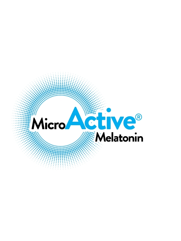 Melatonina  MicroActive® Melatonin (60 kapsułek) - suplement diety