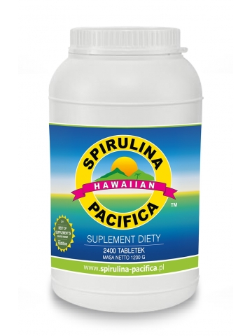 Spirulina Pacifica®...
