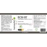 Kurkuma BCM-95® (CURCUGREEN®) czysty ekstrakt z kurkumy (300 kapsułek) - suplement diety