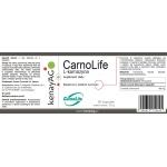 CarnoLife® L-karnozyna (60 kapsułek) - suplement diety NOWOŚĆ