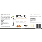 BCM-95®  (Biocurcumin®)  Rozpuszczalny ekstrakt z kurkumy (60 g)