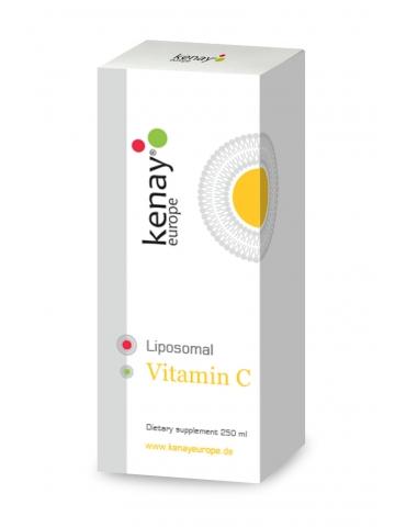 Witamina C Liposomalna o smaku pomarańczowym (250 ml) – suplement diety