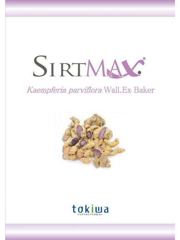 CZARNY IMBIR  SIRTMAX® (60 kapsułek) - suplement diety