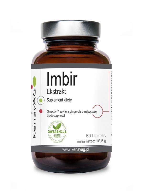 Razem taniej! Imbir ekstrakt + Tarczyca Bajkalska + Kwercetyna z Quercefit -  (po 60 kapsułek) suplementy diety
