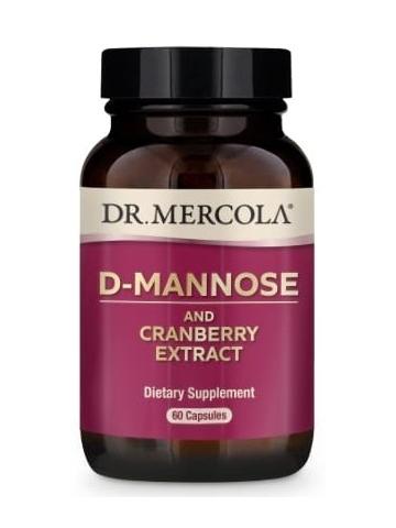 D-Mannoza z żurawiną (Dr....