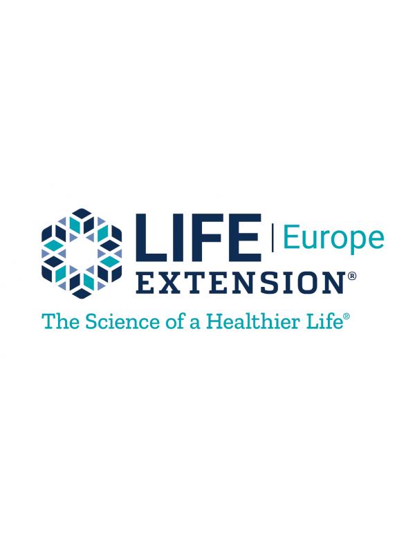Witamina B Kompleks - BioActive Complete B-Complex LifeExtension (60 kapsułek) - suplement diety