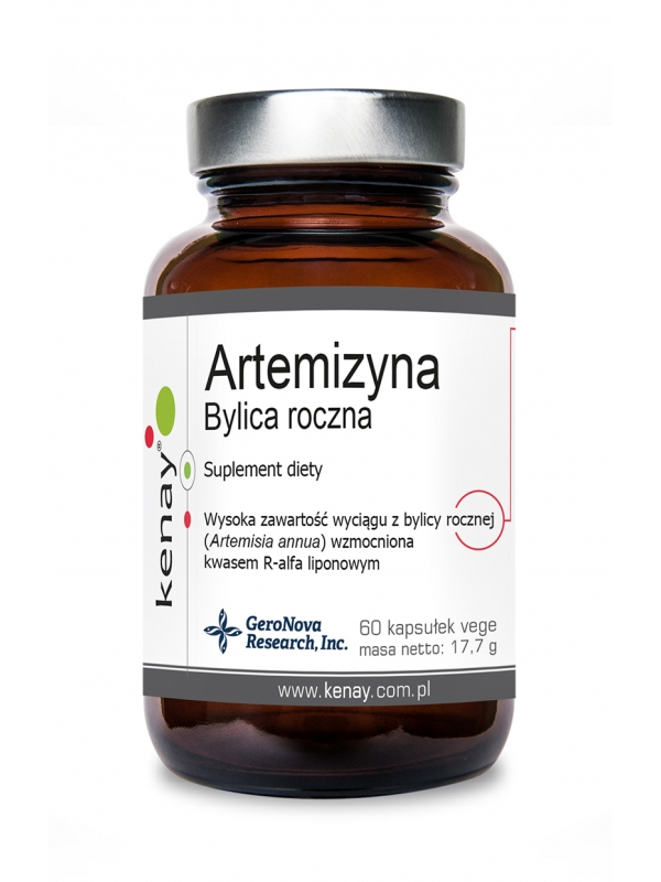 Artemizyna  Bylica roczna (60 kapsułek vege) - suplement diety