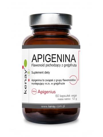 APIGENINA Flawonoid pochodzący z grejpfruta (60 kapsułek) - suplement diety
