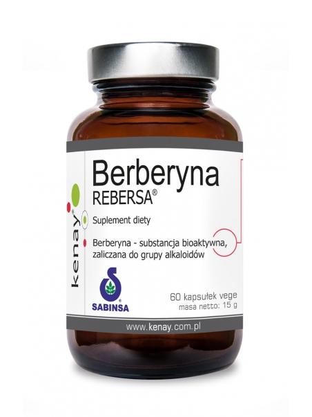 Berberyna REBERSA® (60 kapsułek) - suplement diety