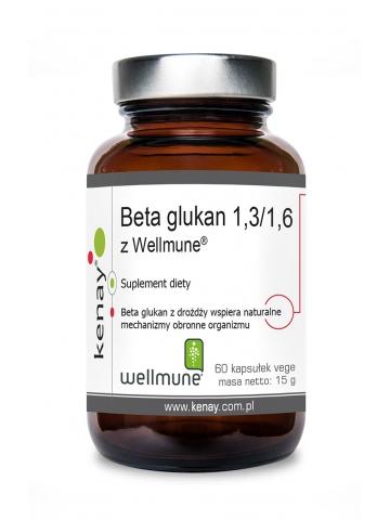 Beta glucan 1,3/1,6  Wellmune® (60 kapsułek) - suplement diety