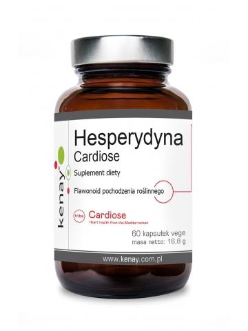 Hesperydyna Cardiose (60 kapsułek) - suplement diety