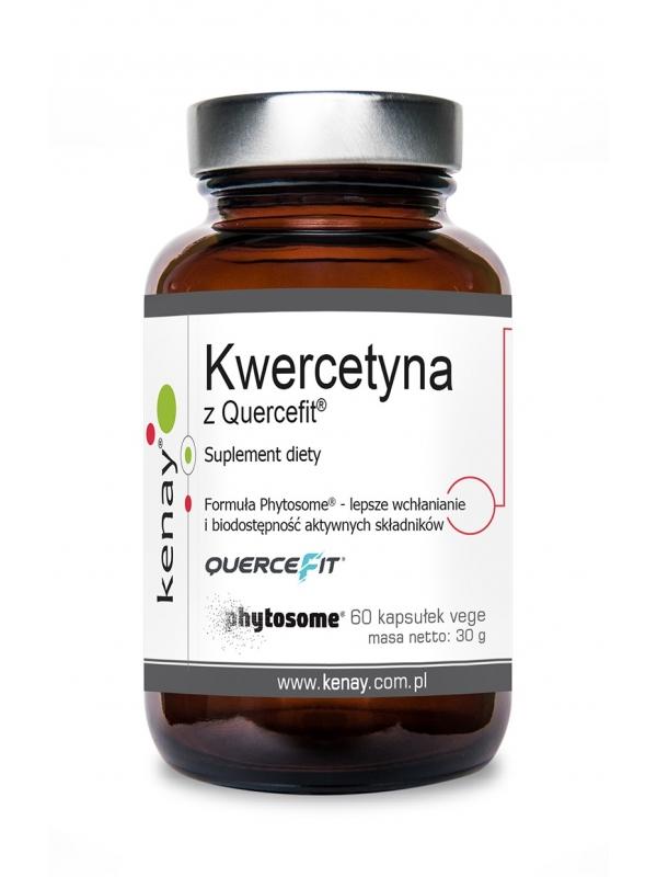 Kwercetyna z Quercefit® (60 kapsułek) - suplement diety