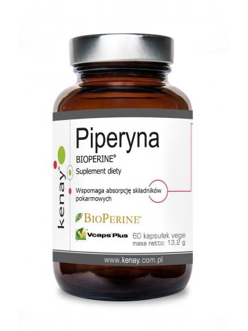 Piperyna (BIOPERINE®) (60 kapsułek) - suplement diety