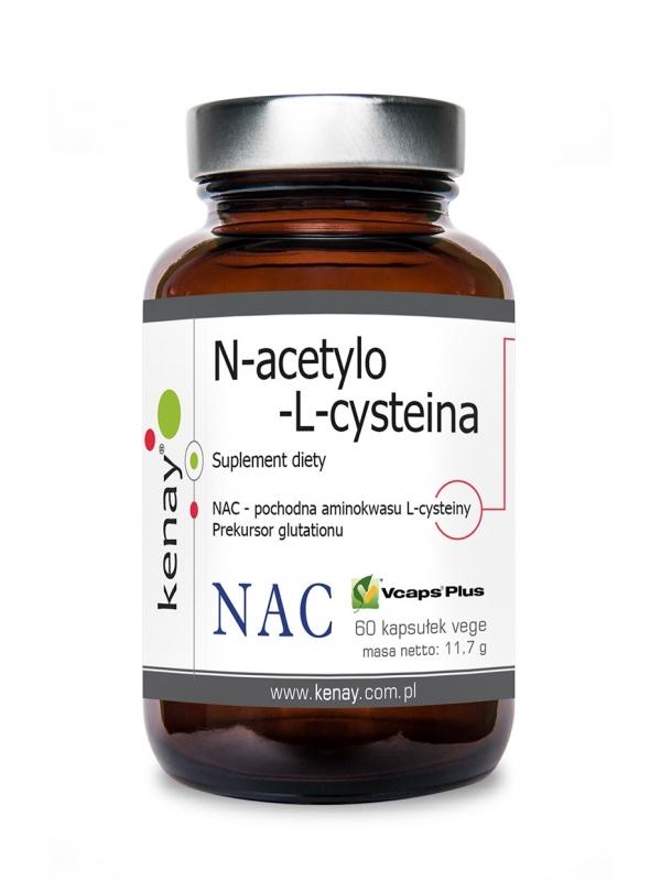 NAC N-acetylo-L-cysteina