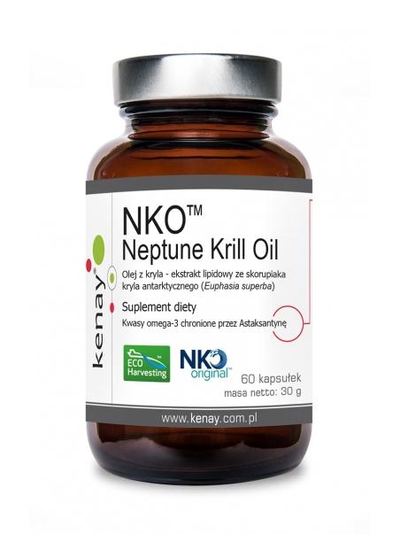 Olej z kryla NKO (60 kapsułek) - suplement diety