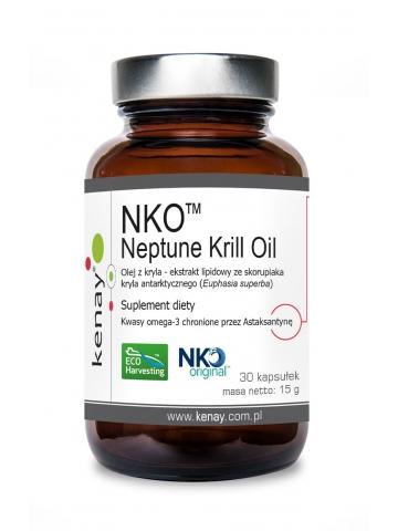 Olej z kryla NKO (30 kapsułek) - suplement diety