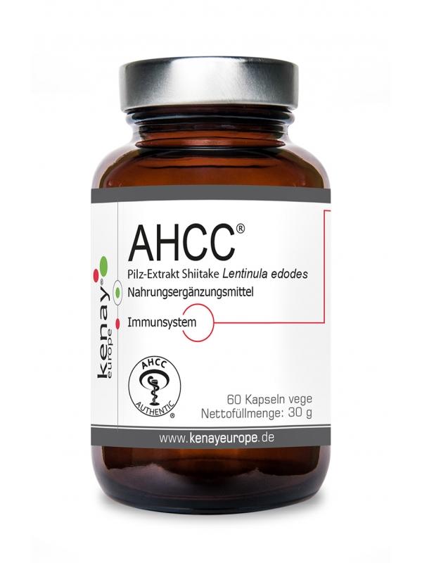 AHCC® Grzyb shiitake Lentinula edodes