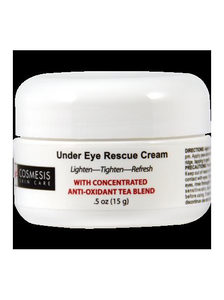 Krem pod oczy na dzień i na noc (Under Eye Rescue Cream) LifeExtension (15 g)