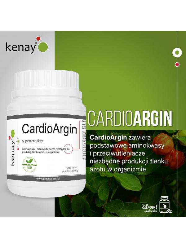 CardioArgin (proszek 220 g) - suplement diety