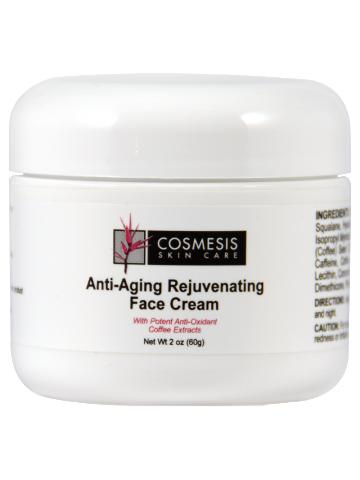Odmładzający krem do twarzy (Anti-Aging Rejuvenating Face Cream) LifeExtension (60 g)