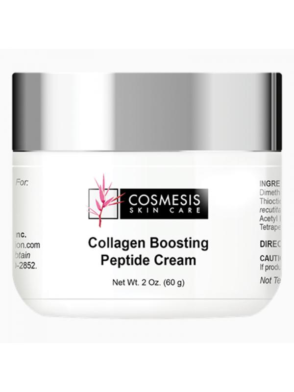 Krem peptydowy wzmacniający kolagen (Collagen Boosting Peptide Cream) LifeExtension (60 g)