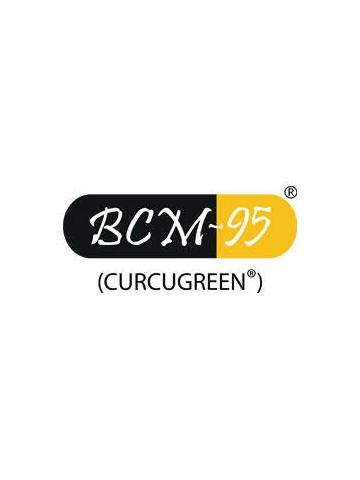 Kurkuma BCM-95® (CURCUGREEN®) - czysty ekstrakt z kurkumy (60 kapsułek) - suplement diety