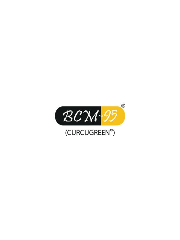 Kurkuma BCM-95® (CURCUGREEN®)  z piperyną (BIOPERINE®) (300 kapsułek) - suplement diety