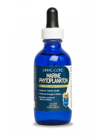 Fitoplankton morski UMAC-CORE Marine Phytoplankton (57 ml) - suplement diety