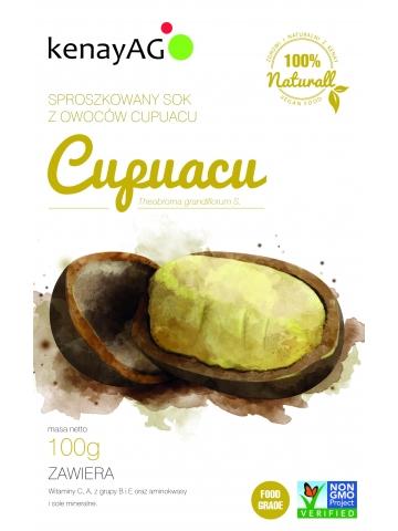 CUPUACU - sproszkowany sok z owoców cupuacu - 100 g