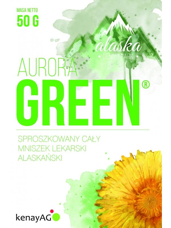 AuroraGreen® sproszkowany mniszek lekarski (50 g)