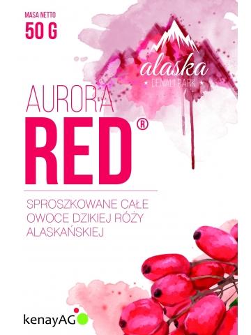 AuroraRed® - sproszkowane owoce róży alaskańskiej (580 g)