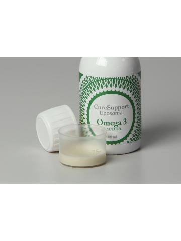 Kwasy omega-3 EPA/DHA Liposomalne (100 ml) – suplement diety