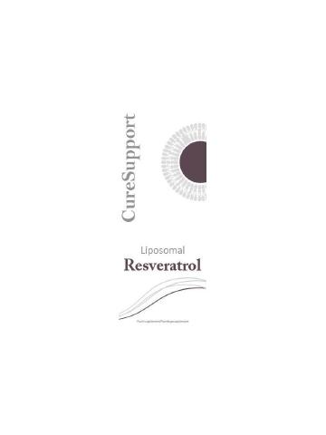 Resveratrol Liposomalny  (250 ml) – suplement diety