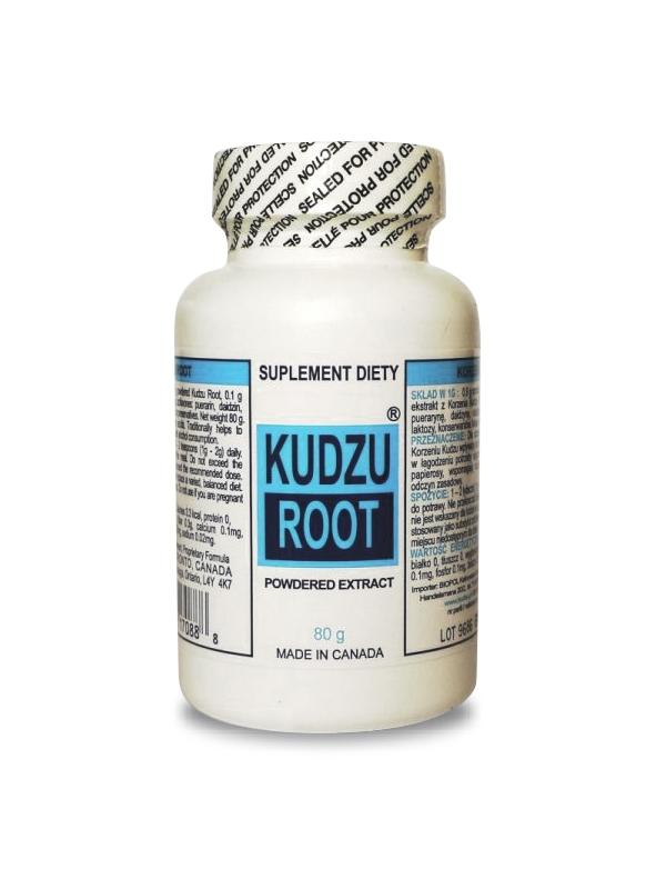 Kudzu Root ekstrakt (80 g) - suplement diety