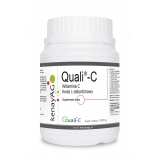 Witamina C Quali®-C Kwas L-askorbinowy (proszek 200g) - suplement diety