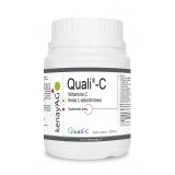 Witamina C Quali®-C Kwas L-askorbinowy (proszek 200 g) - suplement diety