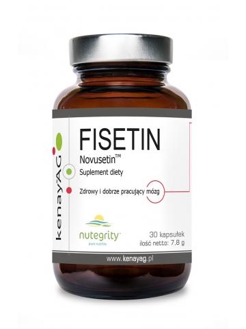 FISETIN (Novusetin™) (30 kaps.) - suplement diety